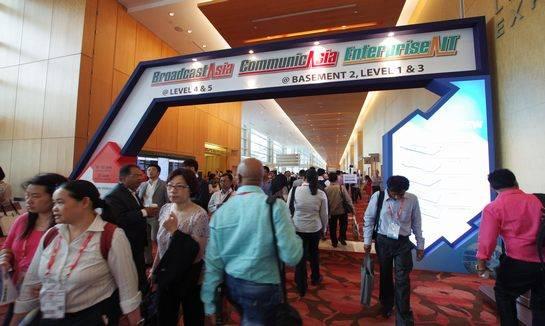 新加坡國際通訊機資訊科技研討及展覽會