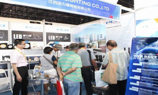 泰国曼谷国际LED照明产品及技术展览会
