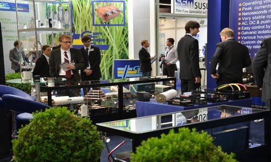 德国纽伦堡国际电力电子系统及元器件展览会