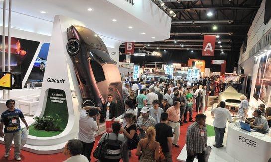 南非约翰内斯堡国际汽车及汽车配件展览会