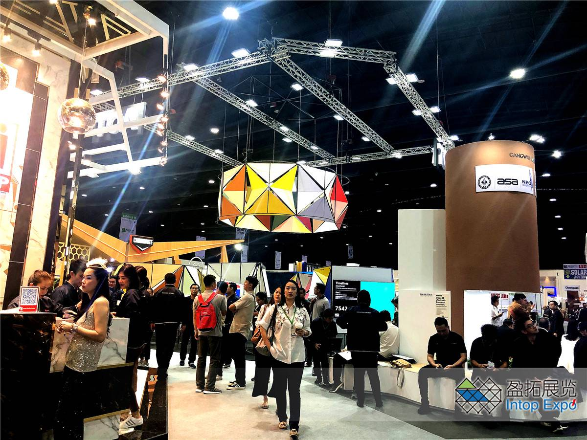 2019年泰国曼谷国际建材及室内装饰betvlctor伟德国际
